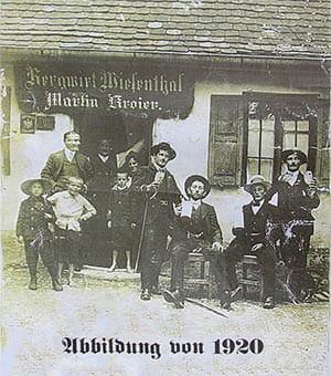 Bergwirt Freising