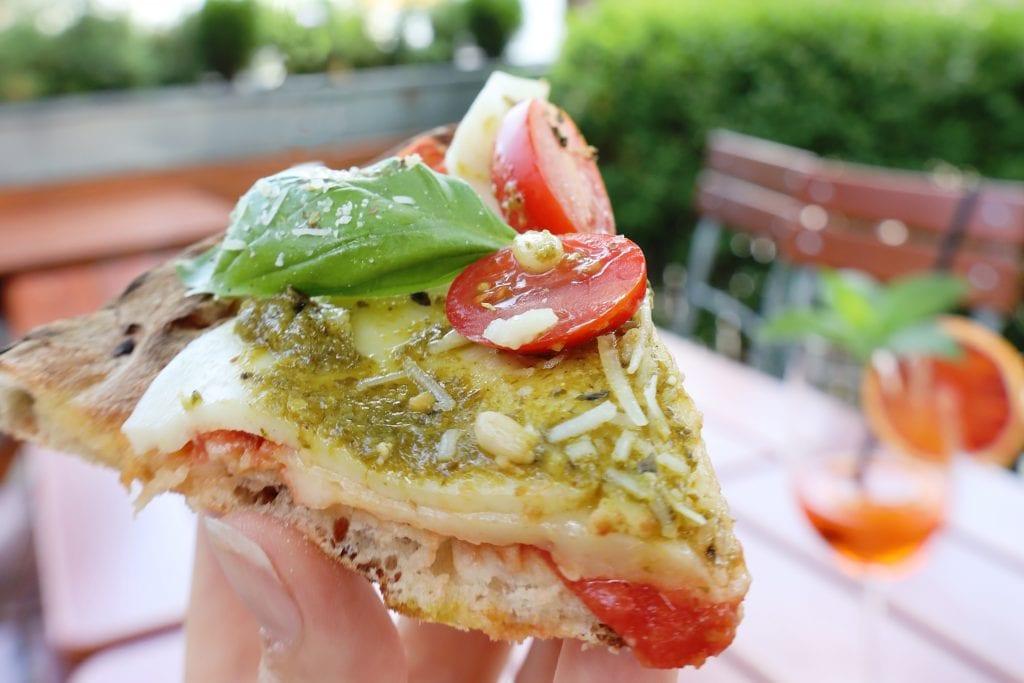 Speise der Pizzeria La Fattoria Freising